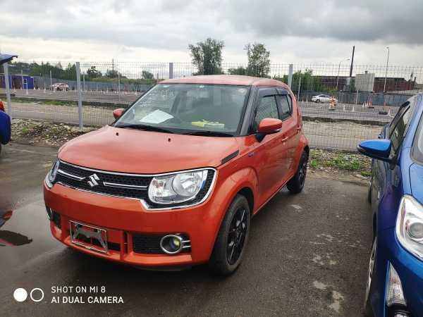 Suzuki Ignis, 2016 год, 635 000 руб.