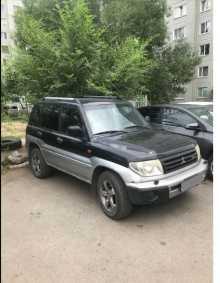 Омск Pajero Pinin 2004