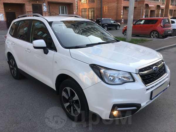 Subaru Forester, 2018 год, 1 750 000 руб.