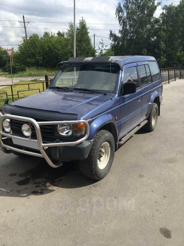 Mitsubishi Pajero, 1991 год, 299 000 руб.