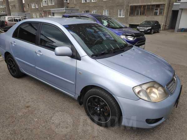 Toyota Corolla, 2004 год, 330 000 руб.