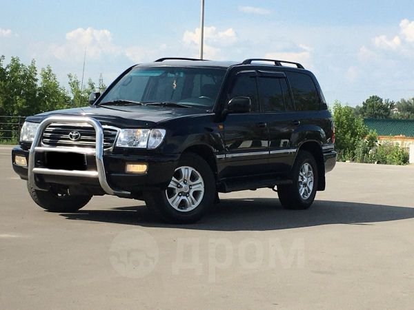 Toyota Land Cruiser, 2003 год, 1 299 000 руб.