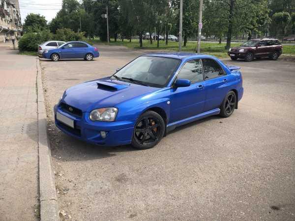 Subaru Impreza WRX, 2004 год, 455 000 руб.