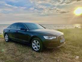 Владимир Audi A6 2012