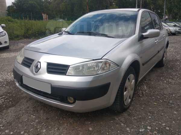 Renault Megane, 2005 год, 145 000 руб.