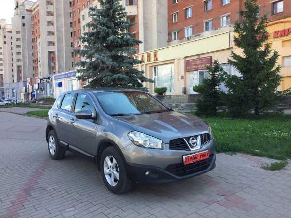 Nissan Qashqai, 2013 год, 589 000 руб.