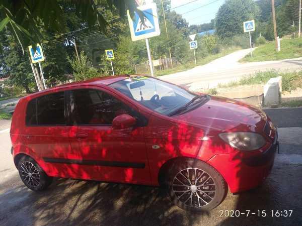 Hyundai Getz, 2007 год, 300 000 руб.