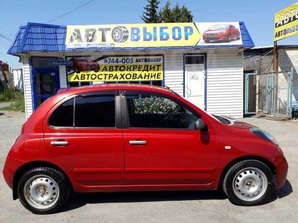 Nissan Micra, 2008 год, 285 000 руб.