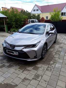 Берёзовский Corolla 2019