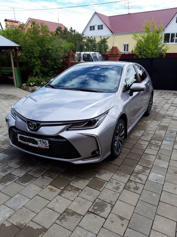 Toyota Corolla, 2019 год, 1 590 000 руб.
