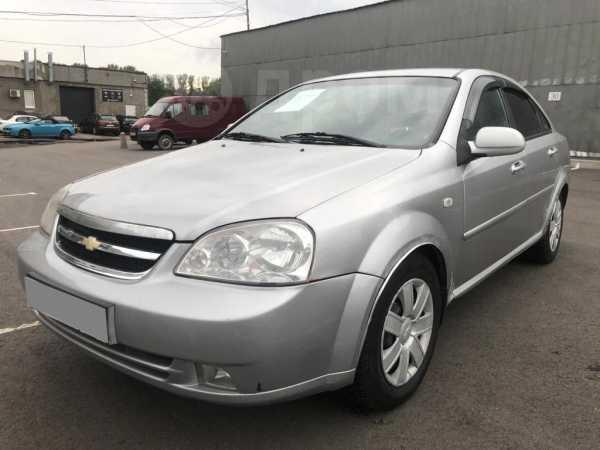 Chevrolet Lacetti, 2007 год, 159 900 руб.