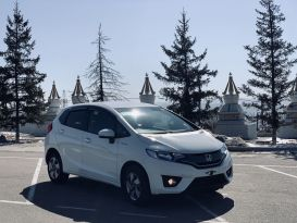 Улан-Удэ Honda Fit 2014