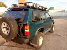 Омск Pathfinder 1994