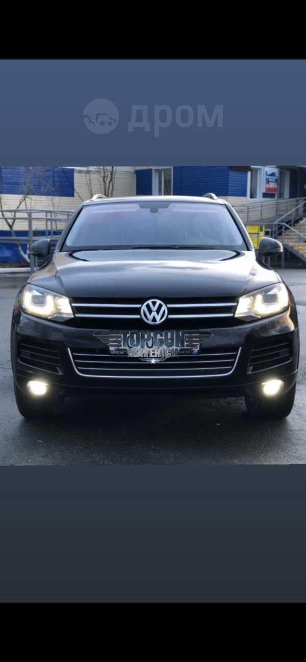 Volkswagen Touareg, 2010 год, 1 260 000 руб.