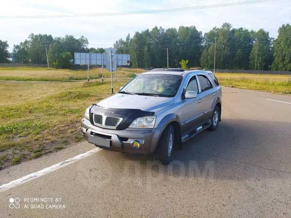 Kia Sorento, 2002 год, 450 000 руб.