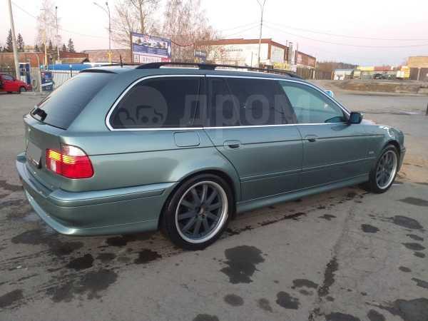 BMW 5-Series, 2002 год, 318 000 руб.