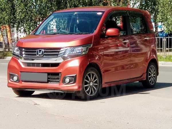 Honda N-WGN, 2014 год, 525 000 руб.