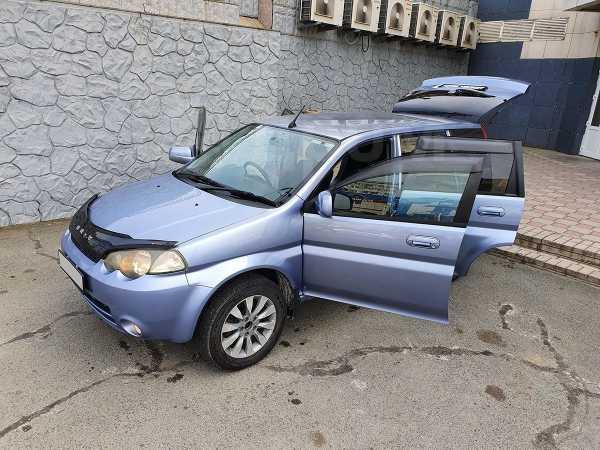 Honda HR-V, 2002 год, 420 000 руб.