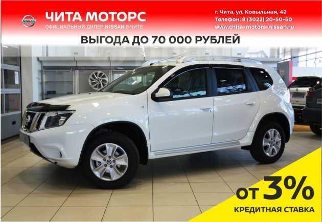 Nissan Terrano, 2020 год, 1 305 000 руб.