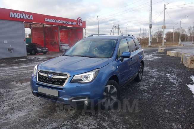 Subaru Forester, 2016 год, 1 325 000 руб.