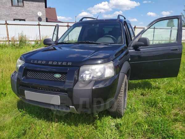 Land Rover Freelander, 2004 год, 320 000 руб.