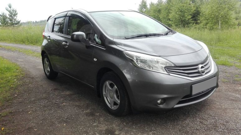 Nissan Note, 2013 год, 493 000 руб.