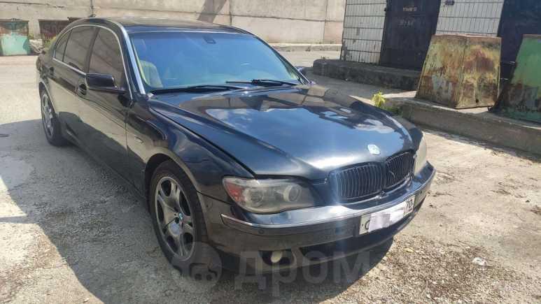 BMW 7-Series, 2005 год, 245 000 руб.