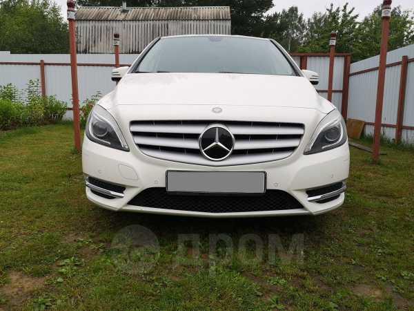 Mercedes-Benz B-Class, 2013 год, 780 000 руб.