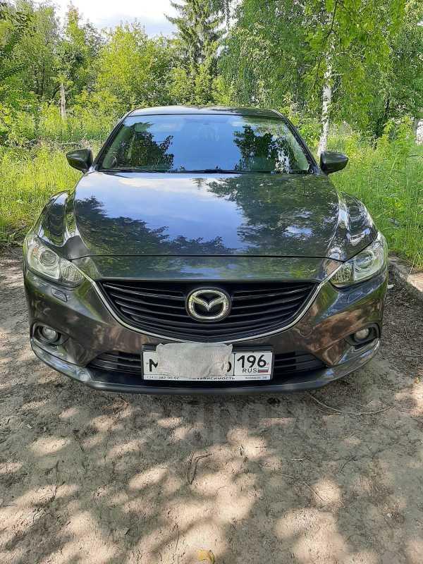 Mazda Mazda6, 2014 год, 840 000 руб.