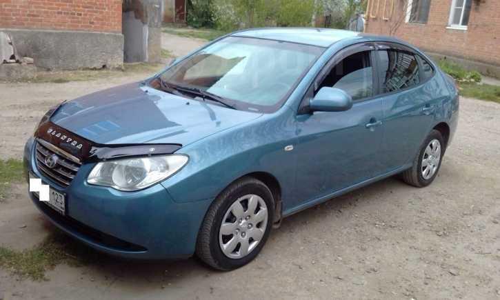 Hyundai Elantra, 2008 год, 335 000 руб.