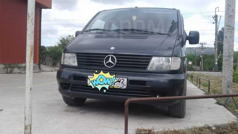 Mercedes-Benz Vito, 2001 год, 450 000 руб.