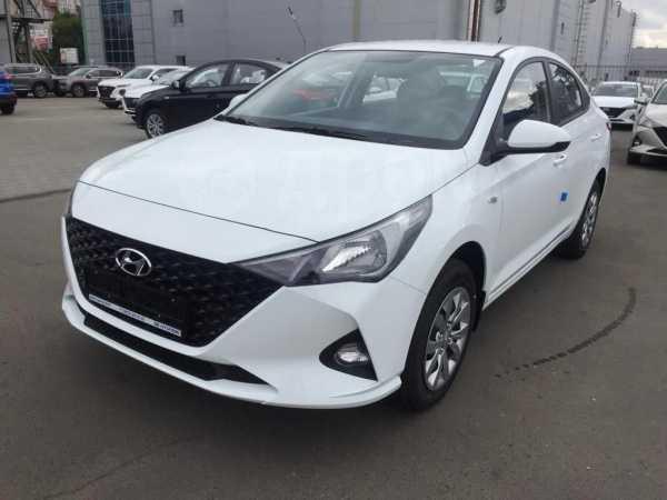 Hyundai Solaris, 2020 год, 921 000 руб.