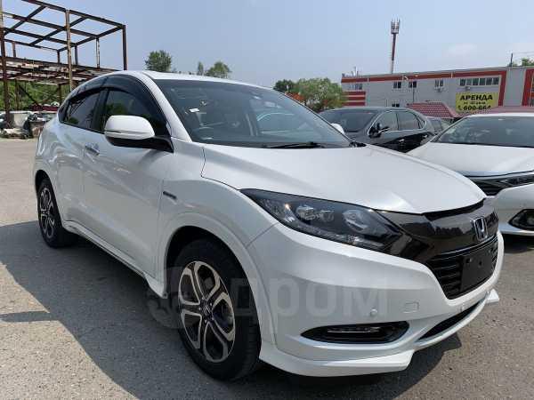Honda Vezel, 2016 год, 1 385 000 руб.
