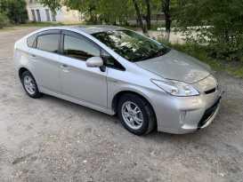 Свободный Prius 2012