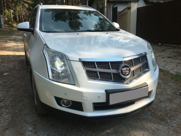 Cadillac SRX, 2010 год, 720 000 руб.