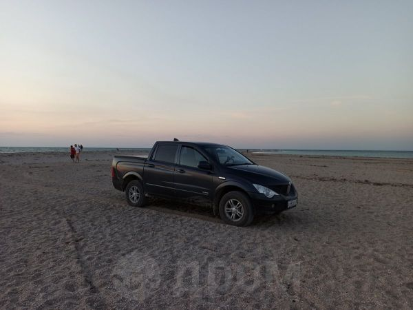SsangYong Actyon Sports, 2008 год, 349 950 руб.