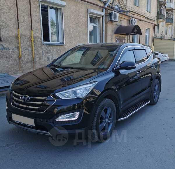 Hyundai Santa Fe, 2014 год, 1 270 000 руб.