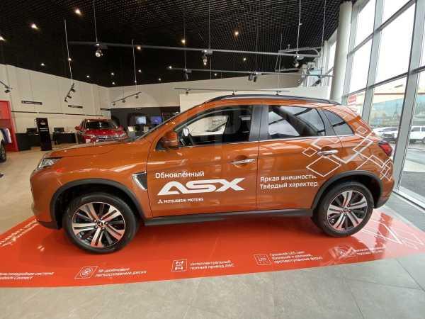 Mitsubishi ASX, 2020 год, 1 707 000 руб.
