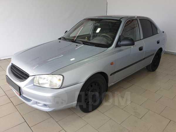 Hyundai Accent, 2008 год, 231 000 руб.