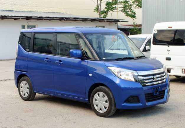 Suzuki Solio, 2016 год, 605 000 руб.