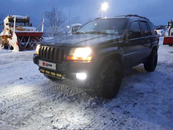Jeep Grand Cherokee, 2001 год, 890 000 руб.