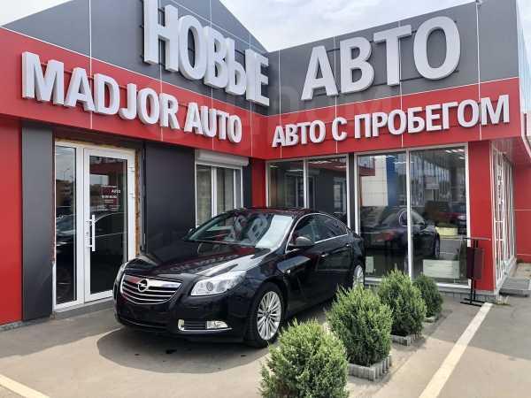 Opel Insignia, 2011 год, 660 000 руб.