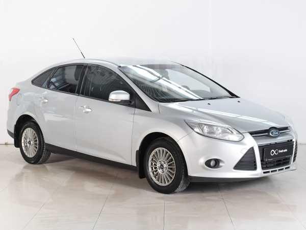 Ford Focus, 2015 год, 574 000 руб.