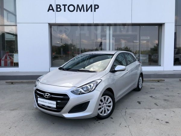 Hyundai i30, 2016 год, 740 000 руб.