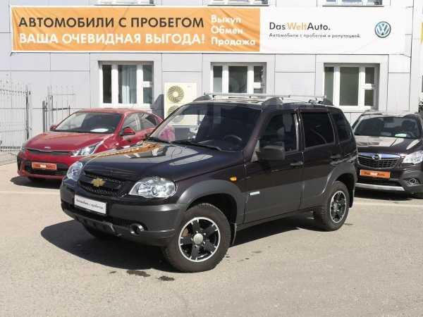 Chevrolet Niva, 2011 год, 347 300 руб.