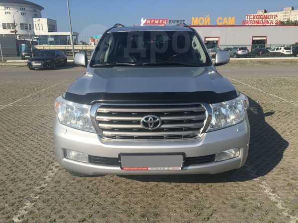 Toyota Land Cruiser, 2011 год, 2 190 000 руб.