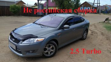 Улан-Удэ Ford Mondeo 2008