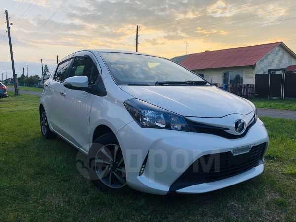 Toyota Vitz, 2015 год, 650 000 руб.
