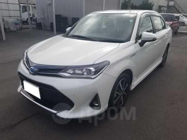 Toyota Corolla Axio, 2019 год, 535 000 руб.