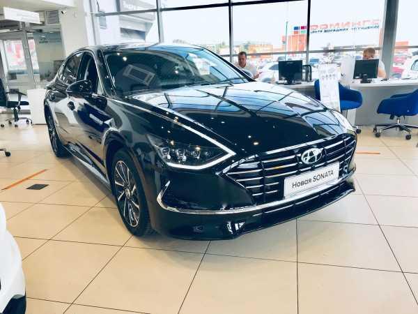 Hyundai Sonata, 2020 год, 2 238 563 руб.